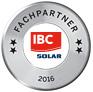Die  B & B Baugesellschaft mbH ist ein ausgezeichneter Fachpartner der IBC Solar AG: